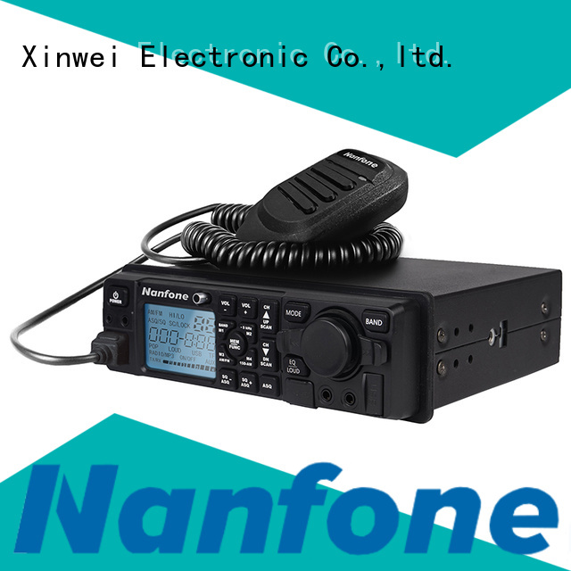 Nanfone fine-quality cb radio microphone free quote for car