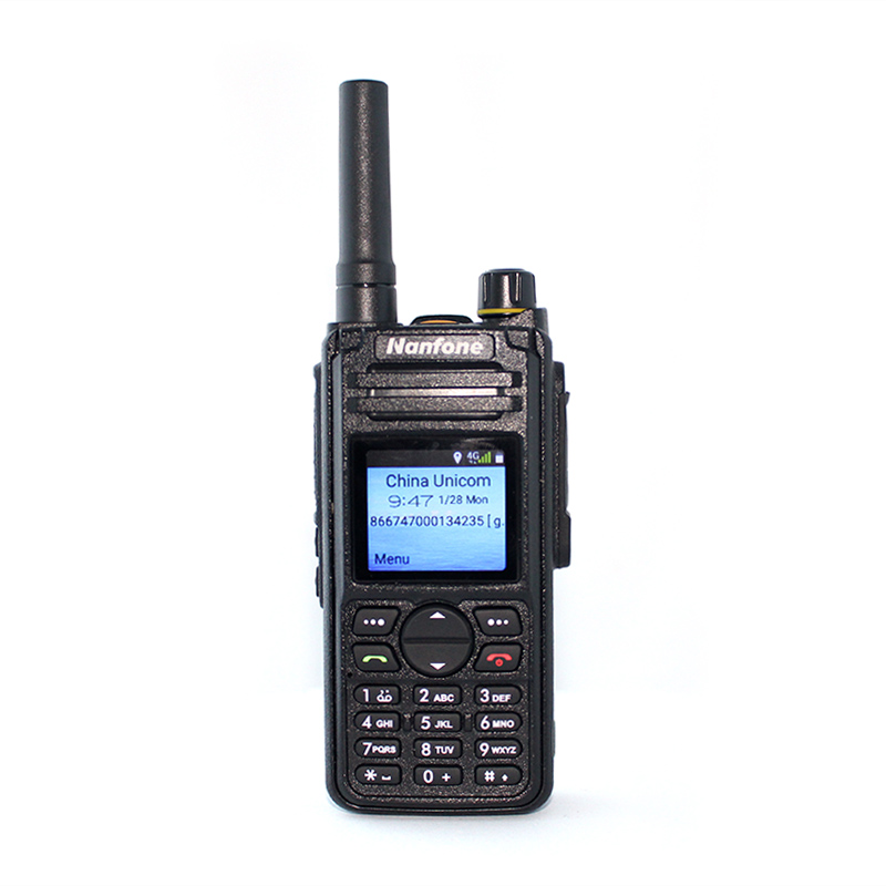 Nanfone best cell phone walkie talkie widely-use for hiking-2