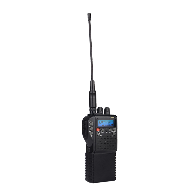 CB-271<br> Hand Held  Compact  Radio With Over 400 Channels Wide Ranging Use