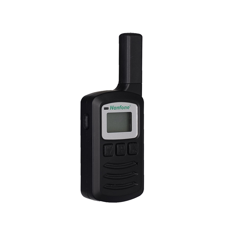 quality portable two way radio from manufacturer for security-2