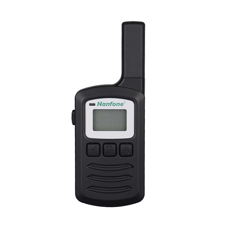 quality portable two way radio from manufacturer for security-1