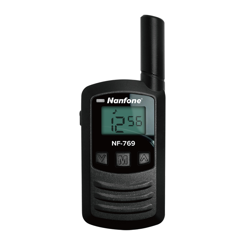 NF-769<br> Mini Two Way Radio