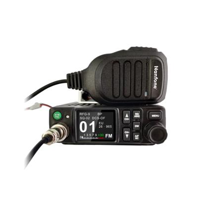 CB 691 <br>TFT Display Cutstomizable Radio