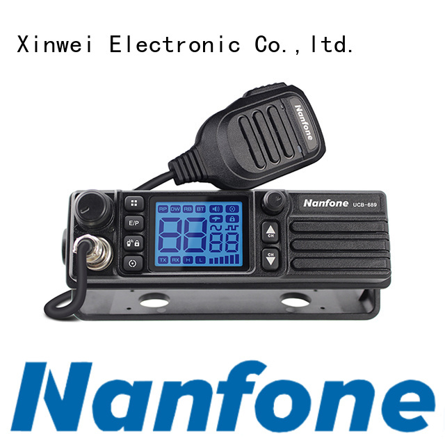 Nanfone compact cb radio order now for car