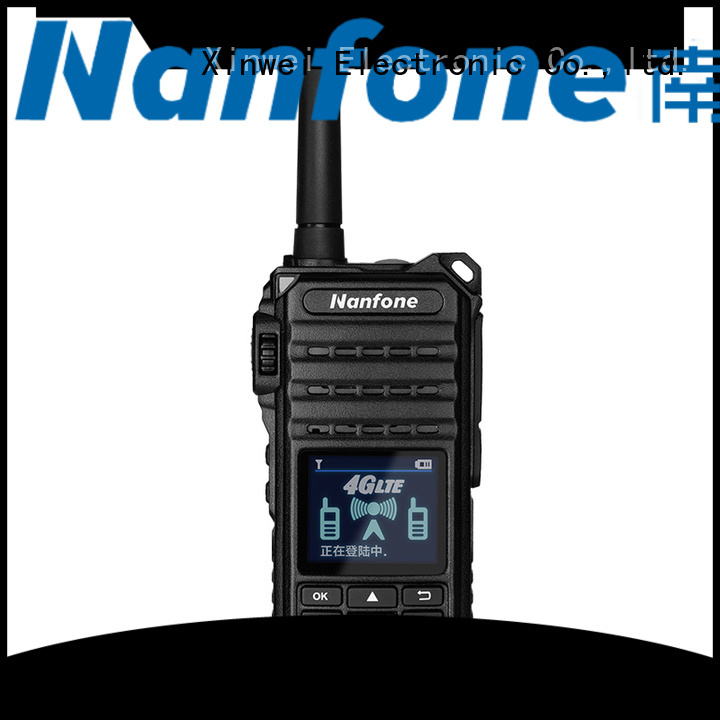 Nanfone poc radio free design for car