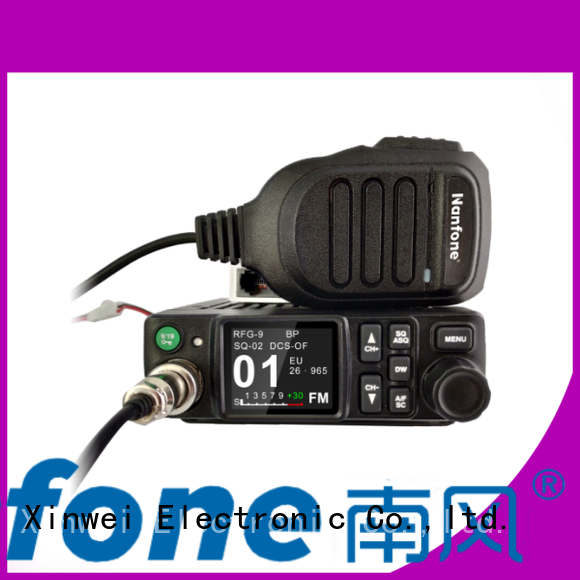Nanfone portable cb radio long-term-use for ourtdoor