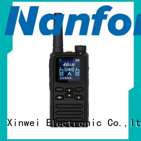 Nanfone first-rate ip radio long-term-use for hotel
