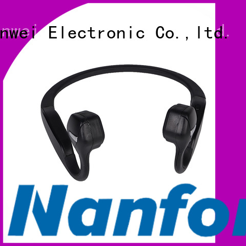 Nanfone wireless bluetooth headset widely-use for white collar