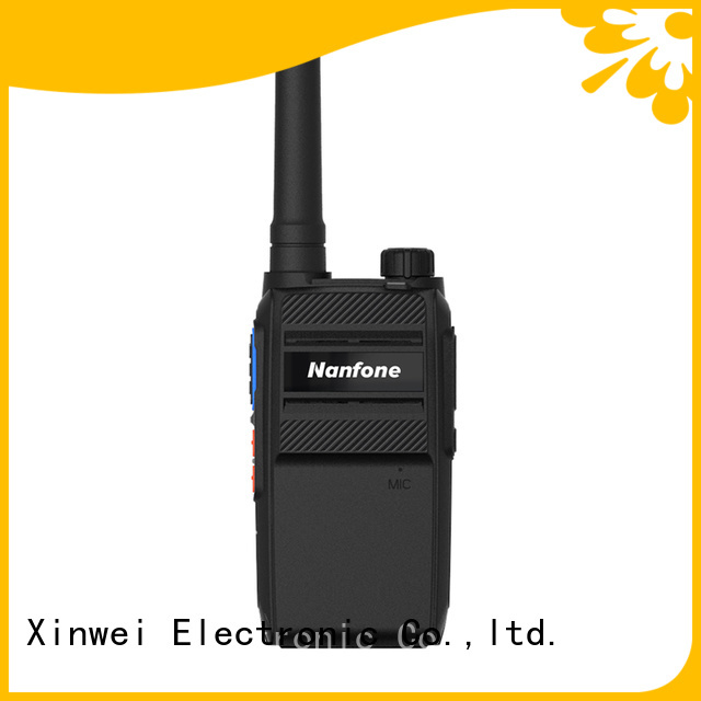Nanfone high-quality handheld two way radios check now for truck