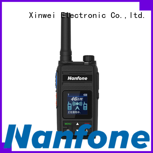 Nanfone cell phone walkie talkie widely-use for car