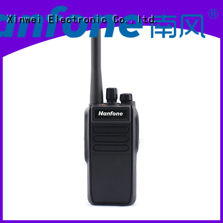 Nanfone stable portable two way radio free design for activity