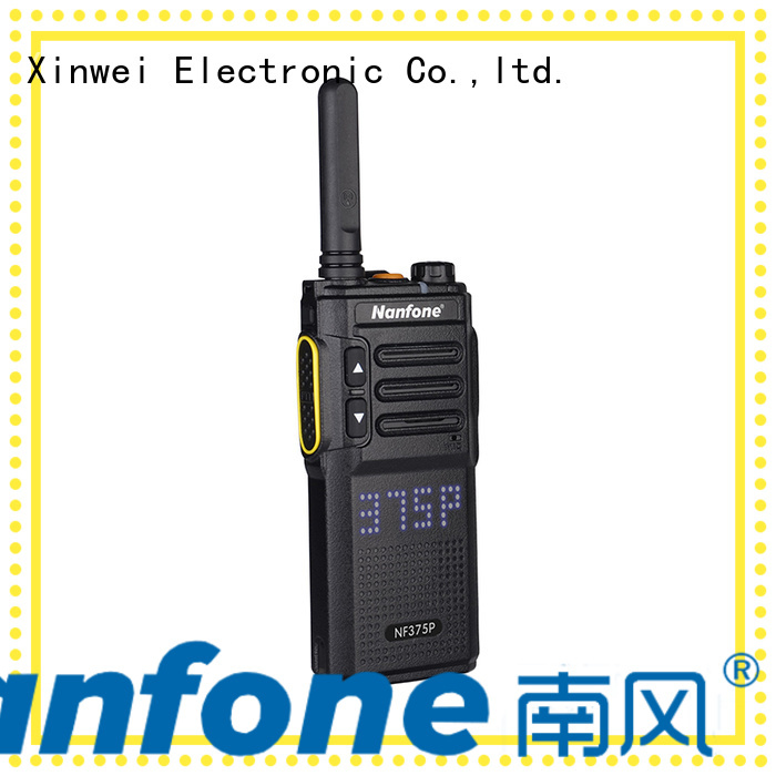 Nanfone best two way radios bulk production for home