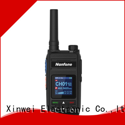 Nanfone two way radio communication factory price for hotel