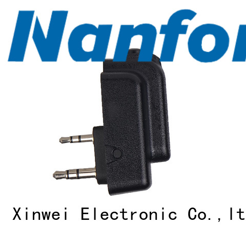 Nanfone bluetooth headset in ear supply for fire truck