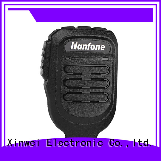 Nanfone nice cell phone walkie talkie widely-use for fire truck