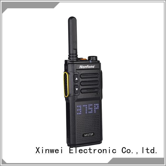 Nanfone best two way radios from manufacturer for car