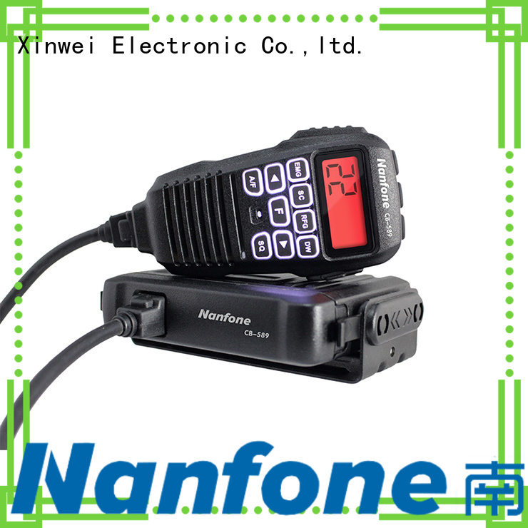 inexpensive cb radios for sale China supplier for fire truck