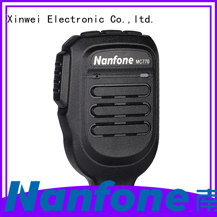Nanfone bluetooth car kit supply for hiking