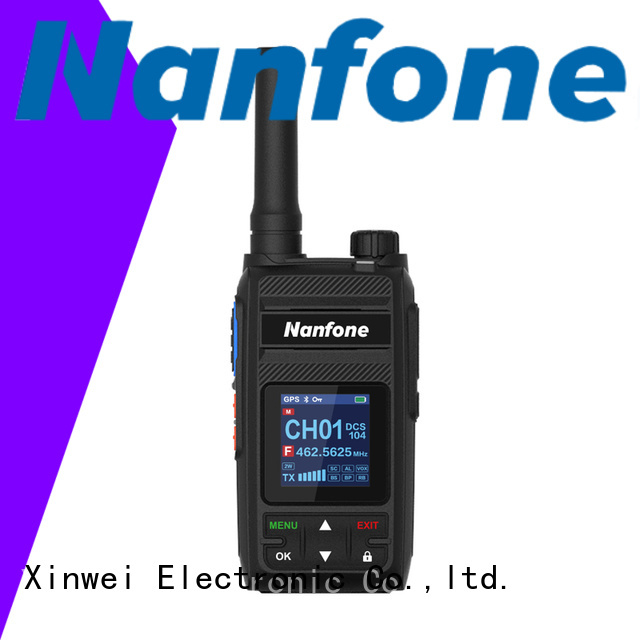 advanced DMR Radio at discount for hiking