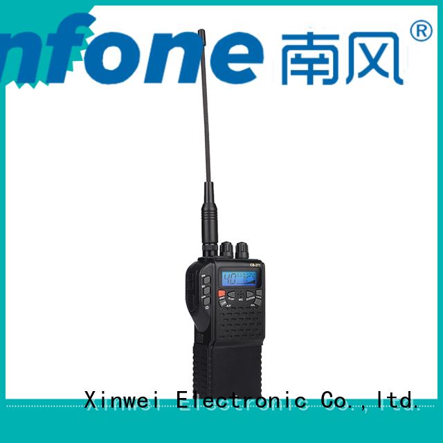 Nanfone inexpensive GMRS radio supply for hiking