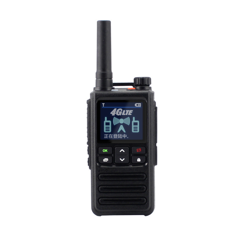 POC885<br>Powerful And Compact Design IP Radio With 4G-LTE