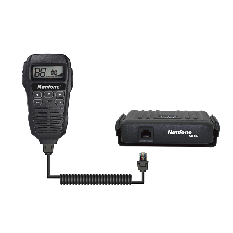 CB-Mate <br> Easy Repeater Access CB Radio With Microphone Repeater