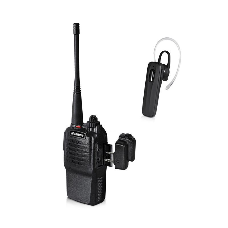 688P+730P<br> Built-In Two Way Radio Matching Bluetooth Headset Achieve Direct Wireless Intercom