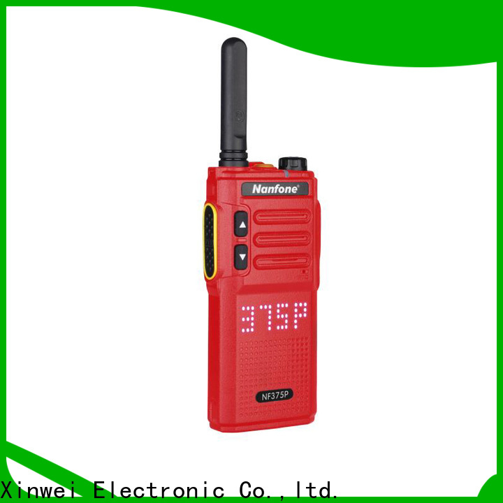 superior DMR Radio factory price for hiking