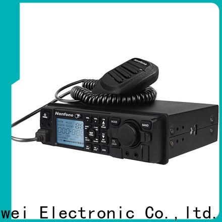 Nanfone long range cb radio widely-use for hiking