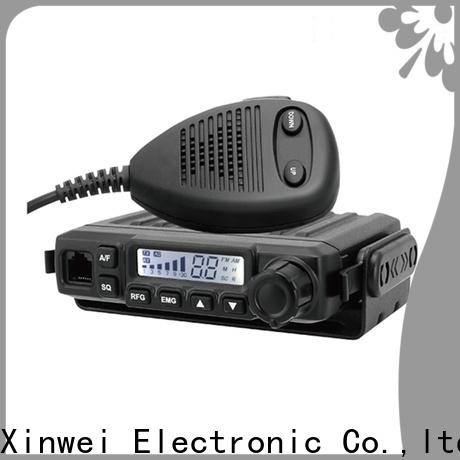 new-arrival Handheld cb radio bulk production for hotel