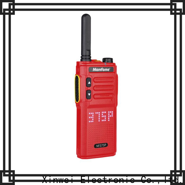 solid two way radio bulk production for hiking