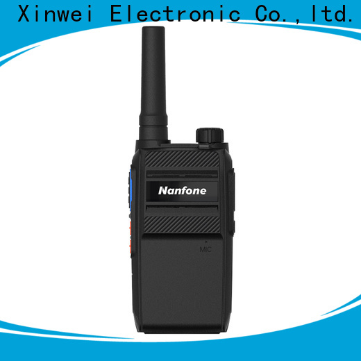 high-quality portable two way radio free design for car