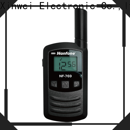 reliable PMR radio from manufacturer for truck