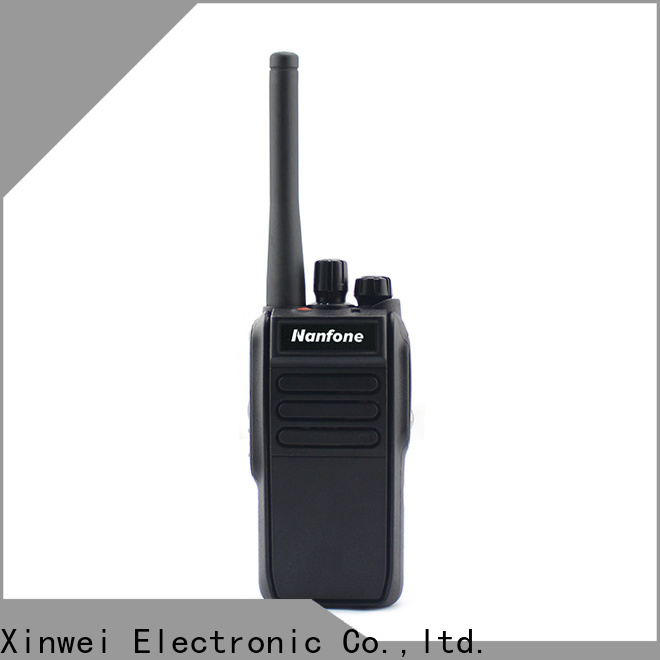 Nanfone quality PMR radio at discount for truck