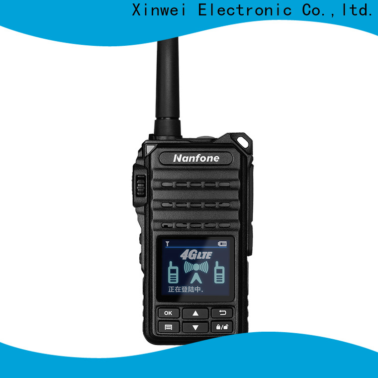 Nanfone walkie talkie phones long-term-use for truck