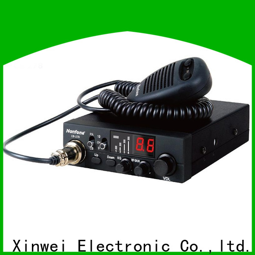 Nanfone inexpensive cb radio supply long-term-use for security