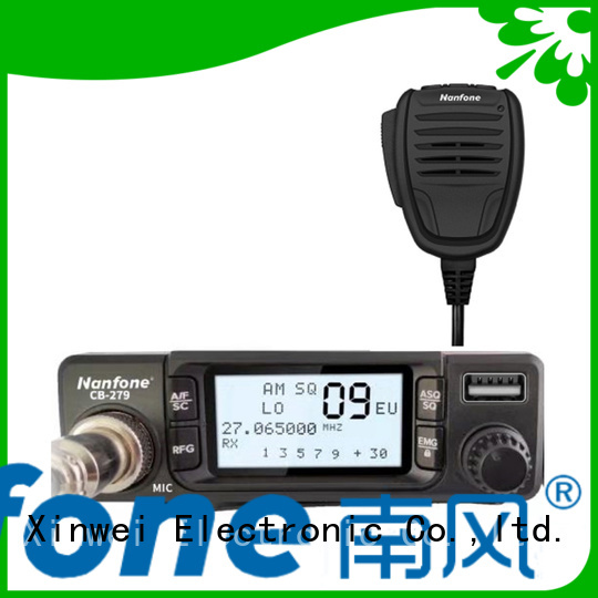 Nanfone GMRS radio vendor for truck