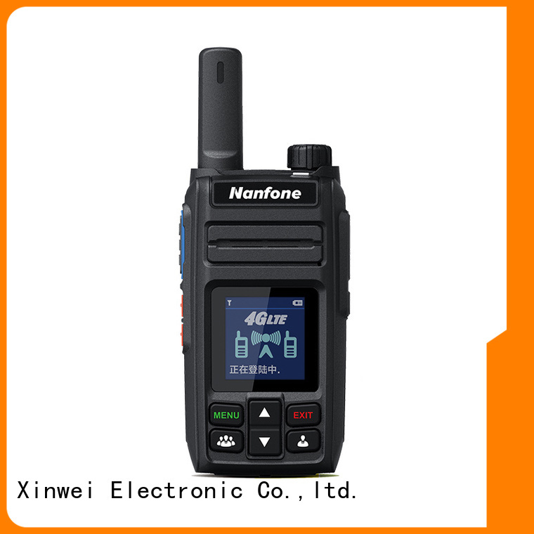 gradely walkie talkie phones factory price for car
