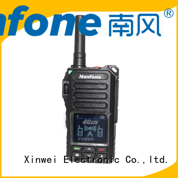 Nanfone nice walkie talkie mobile phone widely-use for hotel