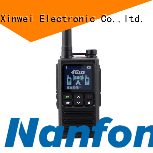 Nanfone ip radio from manufacturer for truck