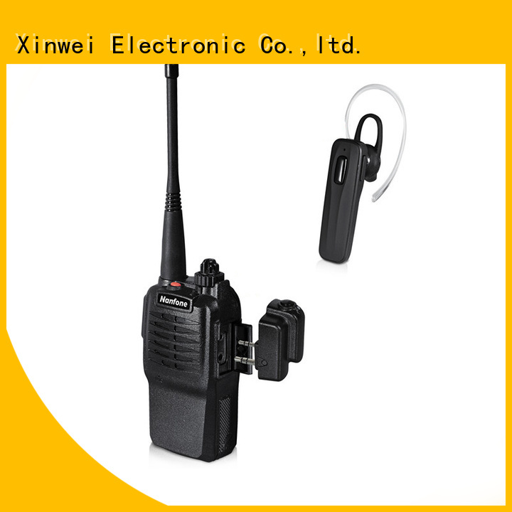 Nanfone portable two way radio factory price for security