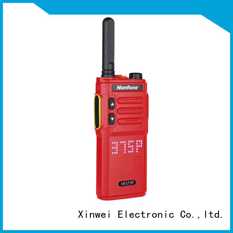 Nanfone high-quality handheld two way radios at discount for truck
