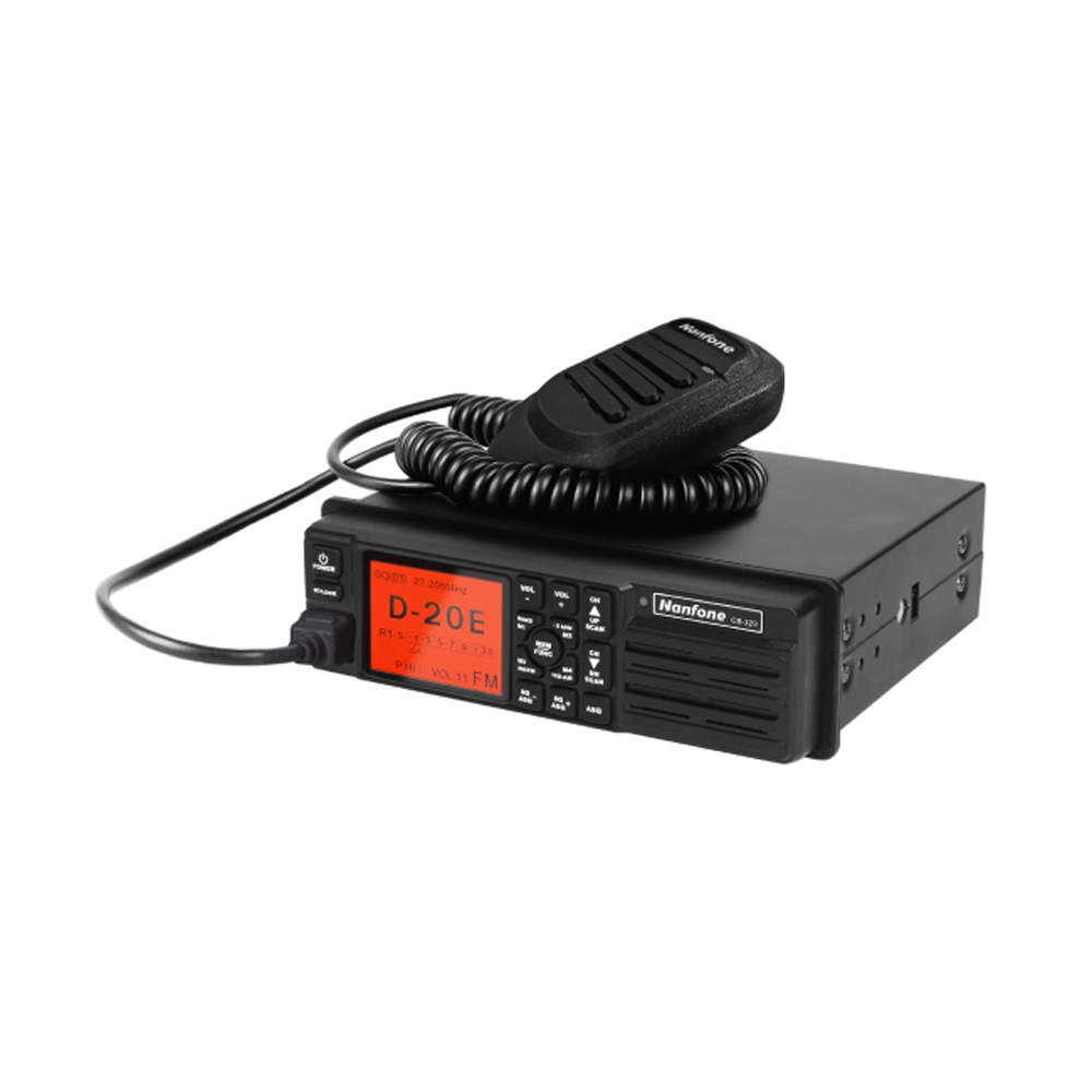 excellent Handheld cb radio bulk production for car-1