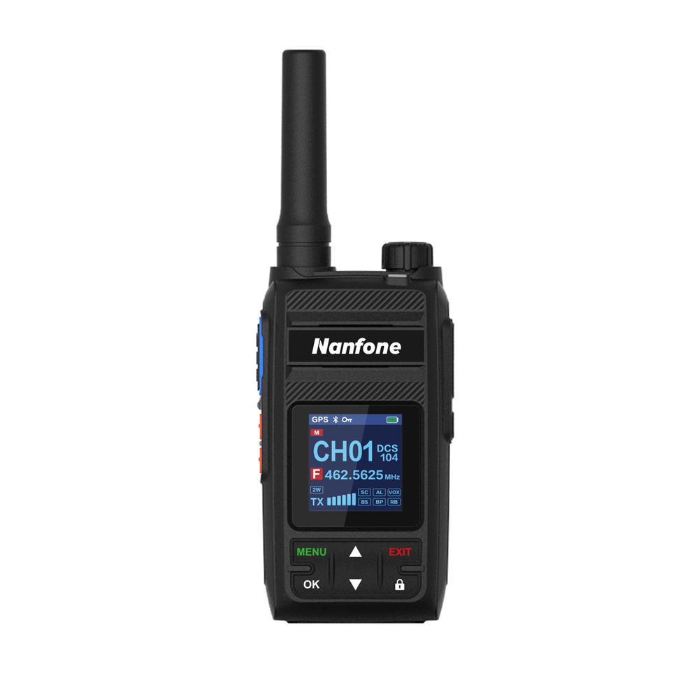 NF877 Set Build In GPS Sharing Location Automatic