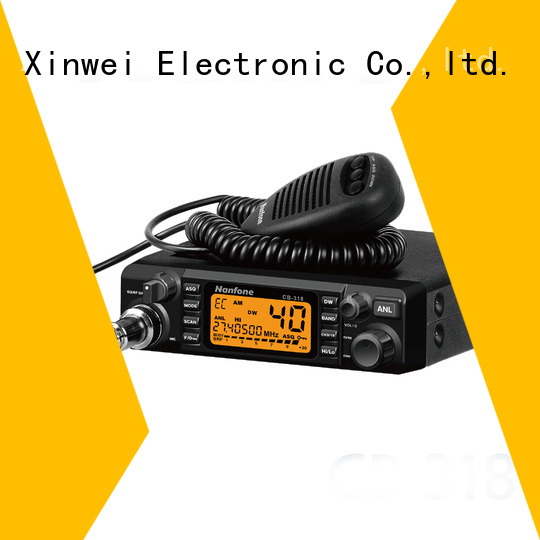 Nanfone best compact cb radio widely-use for ourtdoor
