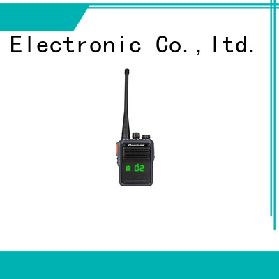 solid portable two way radio from manufacturer for car