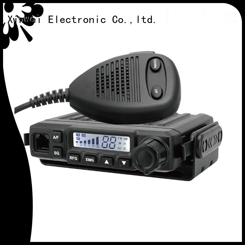 Nanfone first-rate best cb radio for truckers widely-use for fire truck