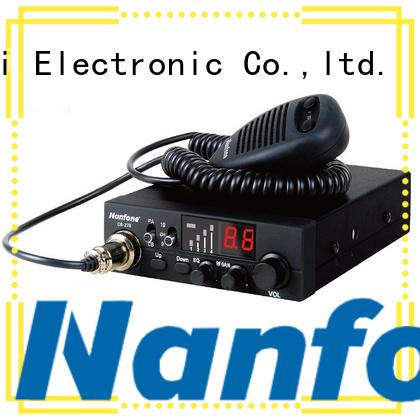 Nanfone portable cb radio bulk production for security